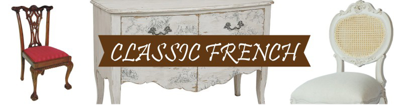 Classic French Carving Furniture