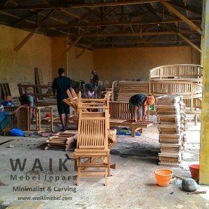 gudang produksi mebel jepara,jepara furniture indonesia