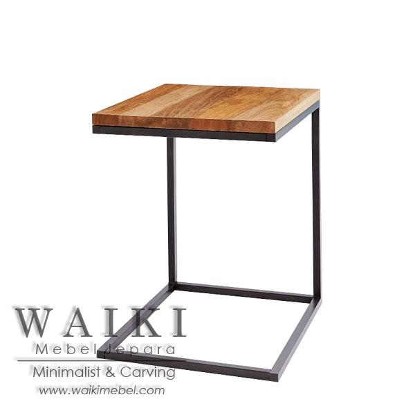 metal and wood furniture. Mebel Rustic Industrial Furniture Kayu Besi Metal Iron Wood Jepara, Hairpin Leg Coffee Table, And