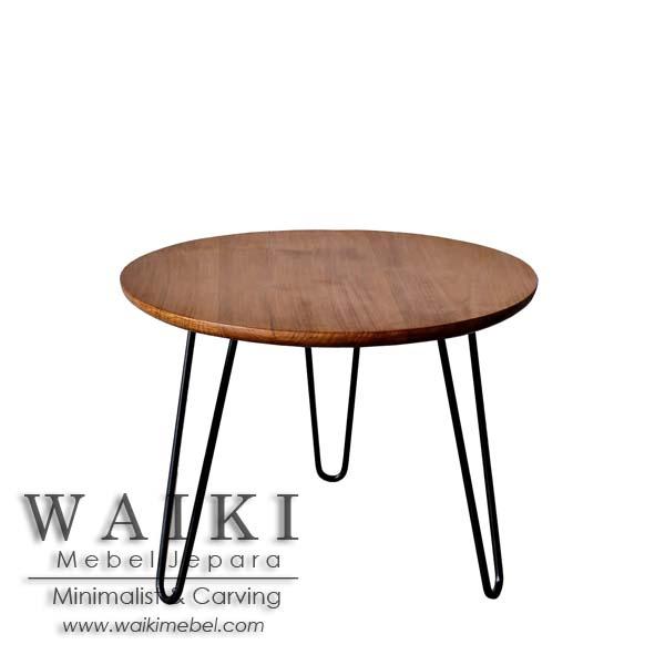 iron industrial furniture. Mebel Rustic Industrial Furniture Kayu Besi Metal Iron Wood Jepara, Hairpin Leg Coffee Table,