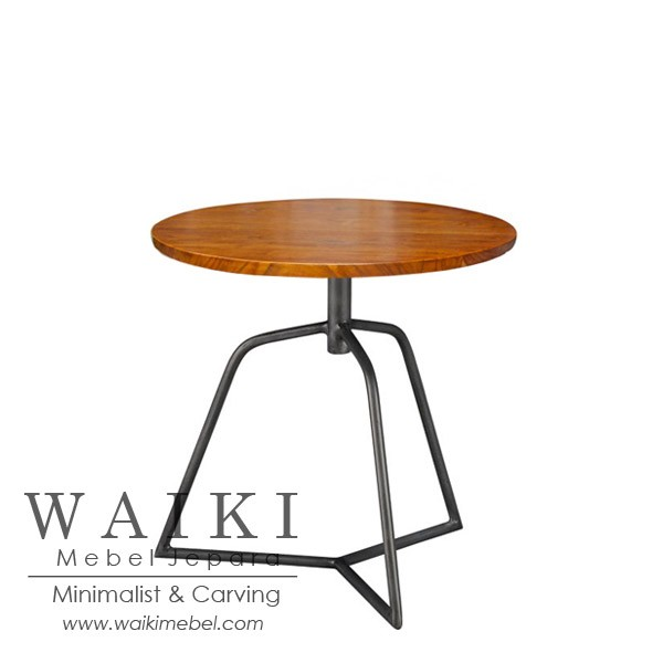 industrial metal and wood furniture. Meja Cafe Filosofi Kopi Kayu Besi Industrial Furniture Metal Iron Wood Jepara, And C