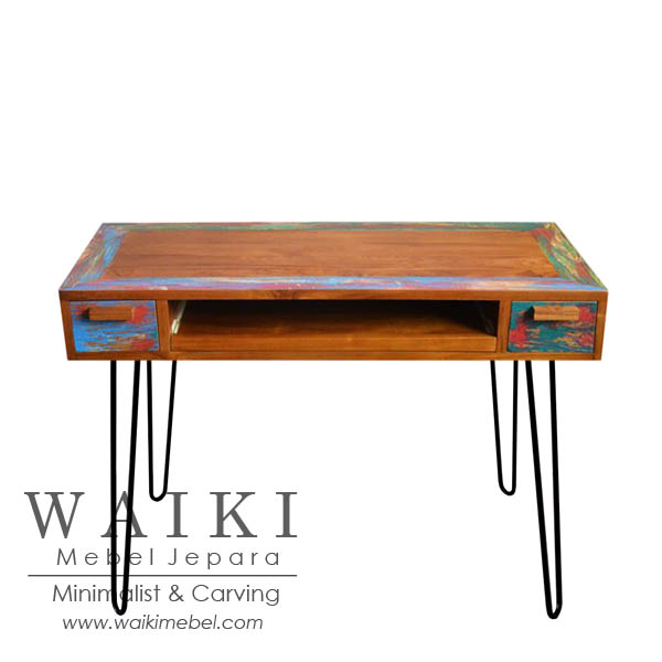 industrial metal furniture. Produsen Mebel Kayu Besi Industrial Furniture Metal Iron Wood Jepara,meja Kerja Rustic