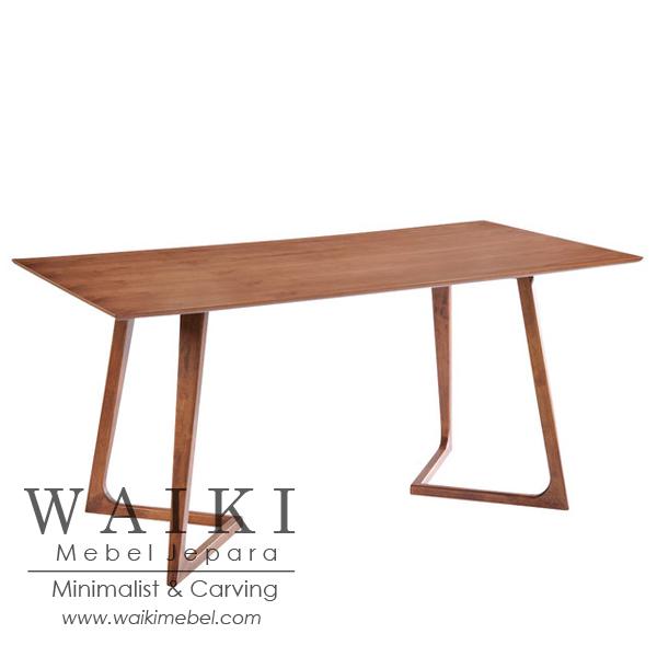 retro modern furniture. Meja Makan Jati Model Retro Modern Minimalis,jual Retro,meja Vintage Furniture