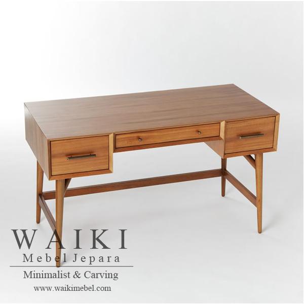 Mid Century Desk Applicable Mid Century Desk Secretary