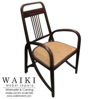 Armchair Thonet Viena Circara dari waiki mebel jepara central java indonesia