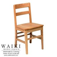 Dining Chair Cafe Simple dari waiki mebel jepara central java indonesia