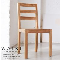 Kursi Dining Chair Altana dari waiki mebel jepara central java indonesia