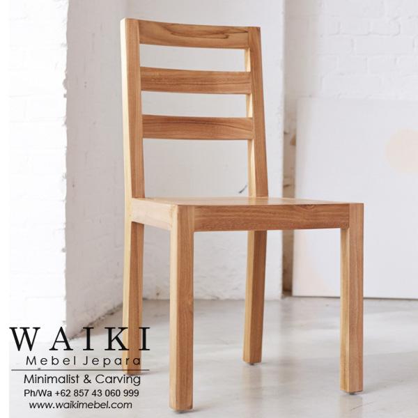 Kursi Dining Chair Altana dari waiki mebel jepara central java indonesia