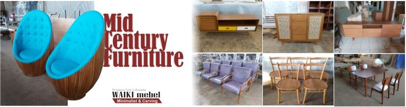 Mid Century Furniture Waiki Mebel