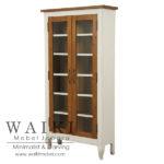 model lemari display klasik modern,jual lemari pajangan klasik modern,seni furnitur klasik dan modern almari