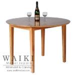 produsen meja cafe restoran bistro retro minimalis kayu jati ekspor